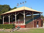 Bexley Park Grandstand