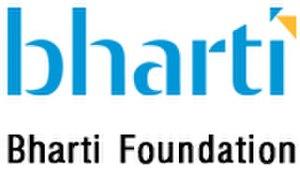 Bharti Foundation - Image: Bharti logo