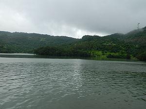 Bhushi Dam - Bhushi reservoir