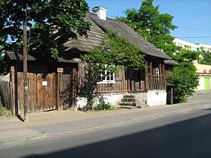 Biłgoraj - Zagroda Sitarska open-air museum