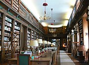 Bibliothèque de l'Institut, salle de lecture 03.JPG