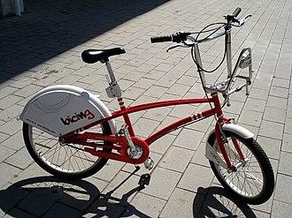 Bicing - Image: Bicicleta Bicing