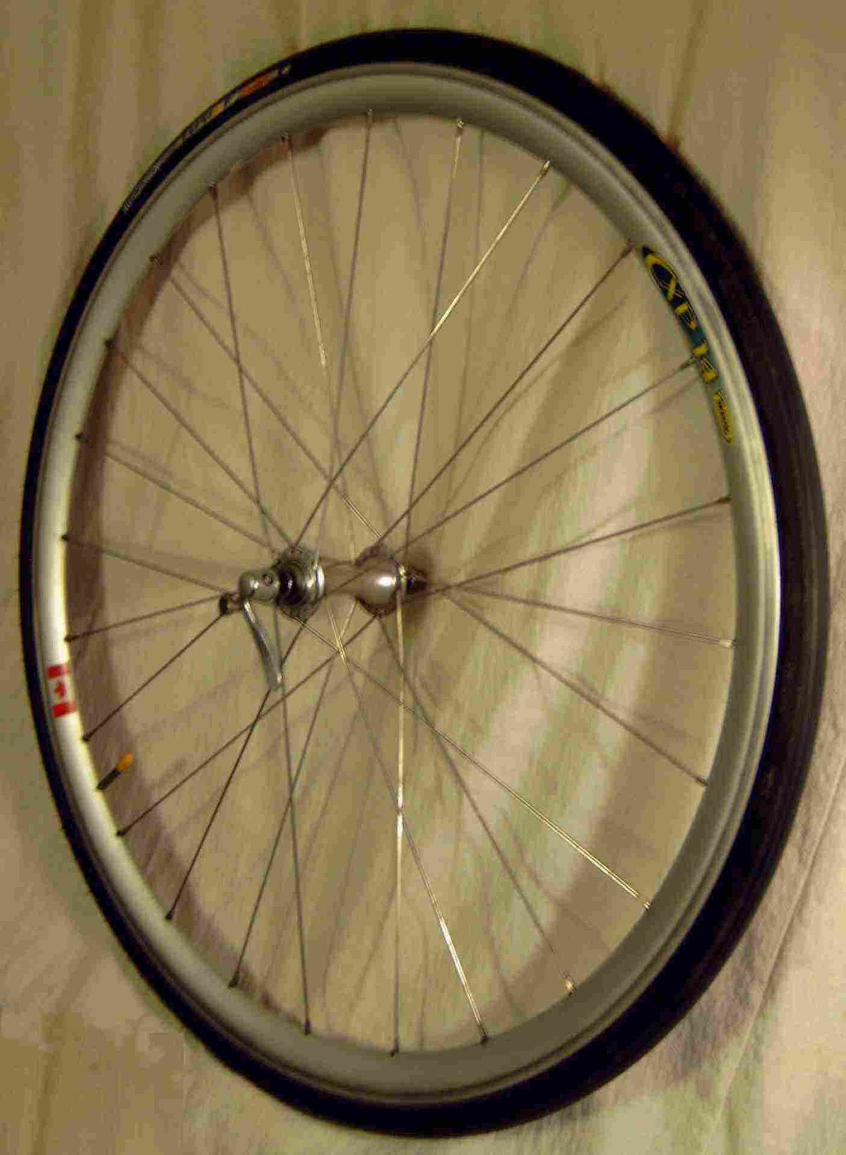 bicycle wheel - wikipedia