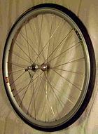 自転車の 自転車 ホイール 組み方 種類 : ホイール (自転車)