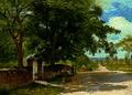 Bierstadt Albert Street in Nassau.jpg