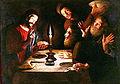 Bigot, Trophime - Le repas d'Emmaüs - 17th century.jpg