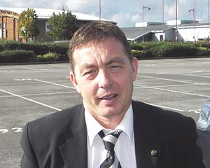Billy Davies - Davies in 2006