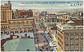 Bird's eye view, showing Business Section, Bridgeport, Conn. (2382368876).jpg