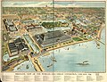 Bird's eye view of the World's Columbian Exposition, Chicago, 1893. LOC 98687181.jpg