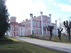 Bīriņi Palace - Image: Birini