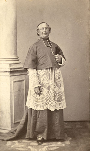 Célestine Guynemer de la Hailandière - Image: Bishop de la Hailandiere