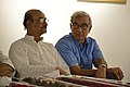 Biswatosh Sengupta and Abhoy Nath Ganguly Kolkata 2015-07-28 3277.JPG