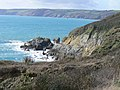 Black Rock and Veryan Bay - geograph.org.uk - 354103.jpg