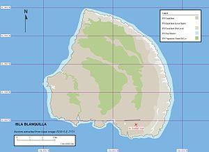 Blanquilla Island - Blanquilla Island