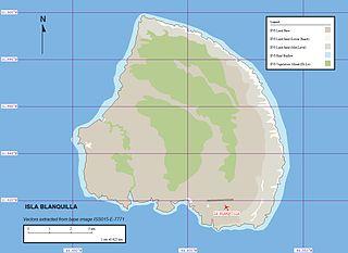 La Blanquilla Island