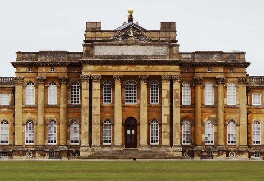 Blenheim Palace, south, 2013 (cropped)