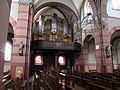 Bliesen St. Remigius Innen Orgelempore 03.JPG