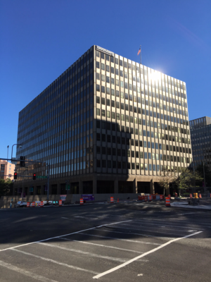 Bloomberg BNA - The Bloomberg BNA building, in Crystal City, Arlington, Virginia