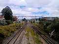 Blue Mountains Line north of Lithgow station.jpg