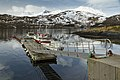 Boat dock in Sildpollneset, Austvågøya, Lofoten, Norway, 2015 April.jpg