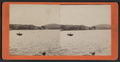 Boating on Lake Mahopac, from Robert N. Dennis collection of stereoscopic views.png