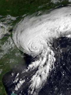 Hurricane Bob Category 3 Atlantic hurricane in 1991