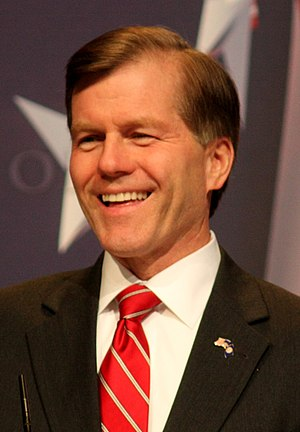 United States gubernatorial elections, 2012 - Image: Bob Mc Donnell (4379673749) (cropped)