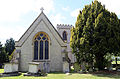 Bobbingworth, Essex, England - St Germain's Church exterior from the east.JPG