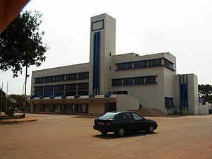 Bobo-Dioulasso city hall