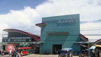 Bocaue, Bulacan - The Bocaue Public Market