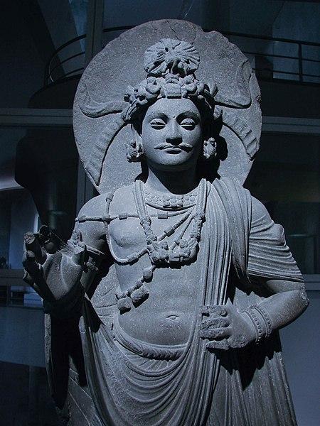 File:Bodhisattva Gandhara Guimet 181172.jpg