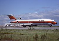 Boeing 727—214 компании Pacific Southwest Airlines (PSA)