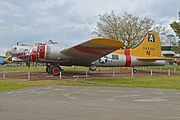 "Boeing B-17G Flying Fortress '38635 - N - A' ""Virgin's Delight"" (N3702G) (29904058935).jpg"