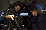 Boeing P-8 Poseidon simulator arrives at Naval Air Station Whidbey Island 161021-N-DC740-059.jpg