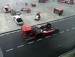 Bogota aéroport El Dorado - véhicule.JPG