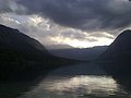 Bohinj lake in the evening light.jpg