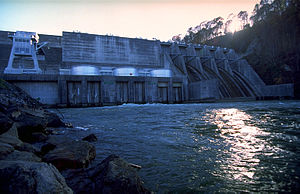 National Register of Historic Places listings in Washington County, Tennessee - Image: Boone Dam
