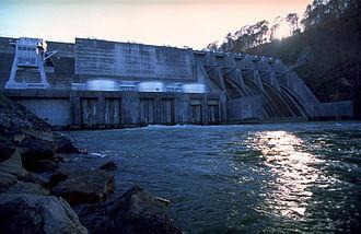 Boone Dam - Image: Boone Dam