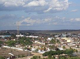 Boqueirão, A Cidade das Águas.