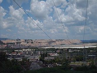 Bor, Serbia -  Bor