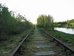 Gelsenkirchen-Bismarck–Winterswijk railway - Line between Winterswijk and Borken