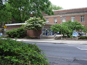 Penn State University Creamery - Image: Borland Lab Creamery Penn State