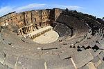 Malnova amfiteatro.
