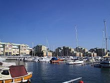 Il porto di Stenungsund