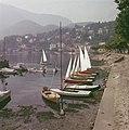 Boten in de haven van Ascona, Bestanddeelnr 254-6083.jpg