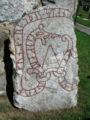 Botkyrka kyrka Rune stone.jpg