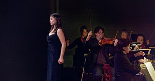 Megan Marie Hart American opera singer