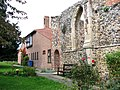 Bowthorpe Church Centre and ruin of St Michael's church - geograph.org.uk - 2062689.jpg