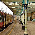 Bradford train at Skipton Station (3295999404).jpg