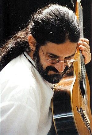 Braz da Viola - Braz da Viola with a viola caipira